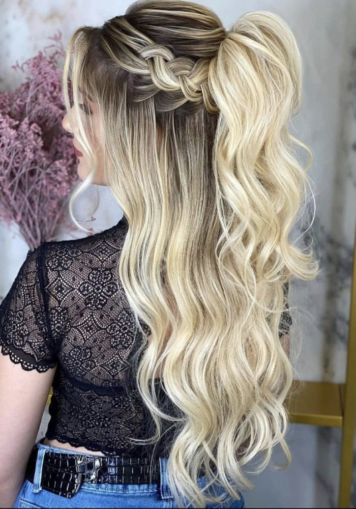20 Easy And Trendy Back To School Hairstyles 2021.