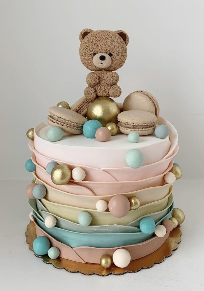 30+ Cute Baby Shower Cakes That You Will Love 2021.