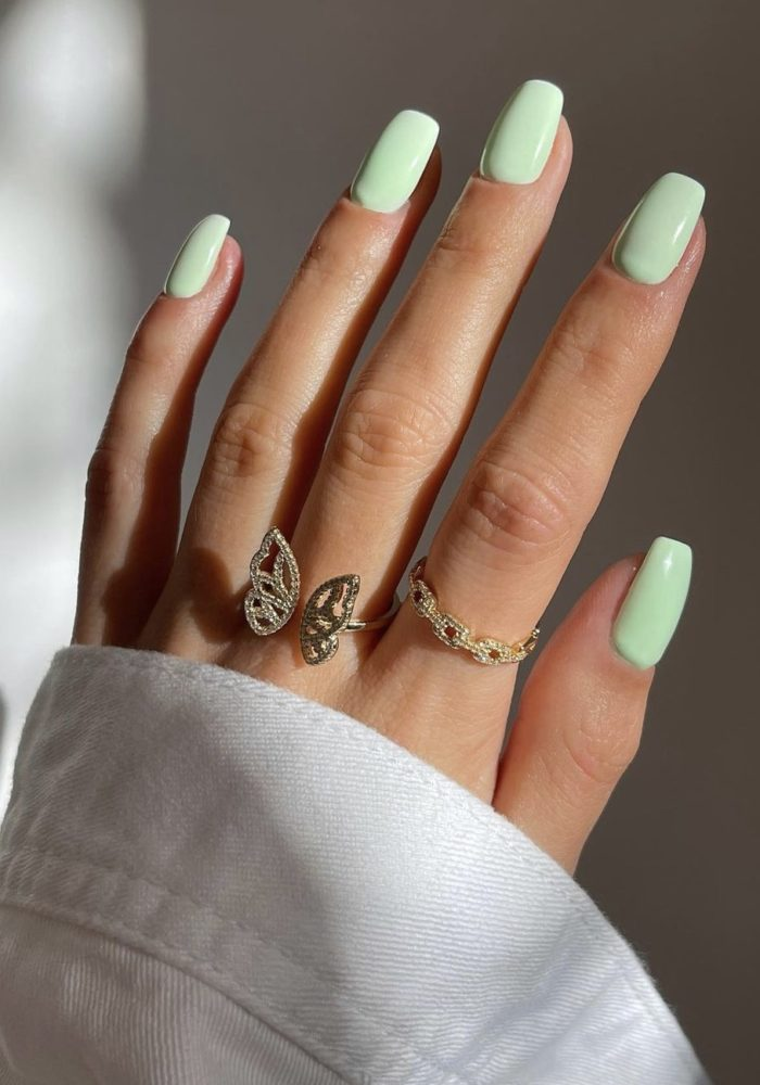 20 Gorgeous Gel Nail Designs You'll Love In 2021.